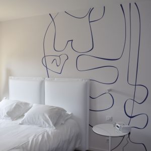 DICKSON - wall covering - JET TEX - Hotel Victoria 2